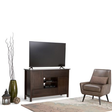 Fleming grand meuble t l 54 po walmart canada for Grand meuble tele