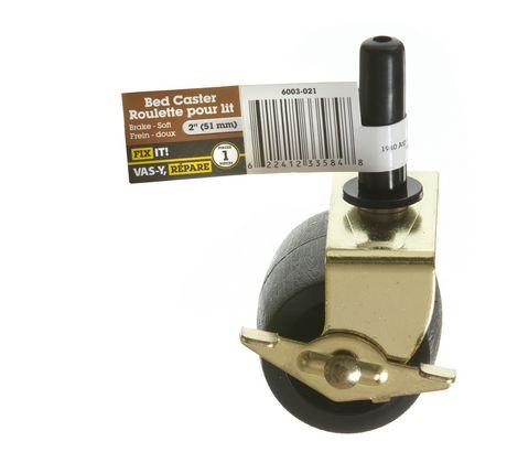 Roulette Pour Lit 2 Po 1 Piece Walmart Canada