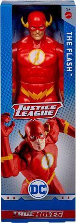 DC Comics – Justice League – Figurine articulée de 30cm (12po) – The Flash - image 4 de 4