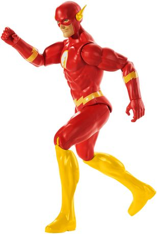 DC Comics – Justice League – Figurine articulée de 30cm (12po) – The Flash - image 2 de 4