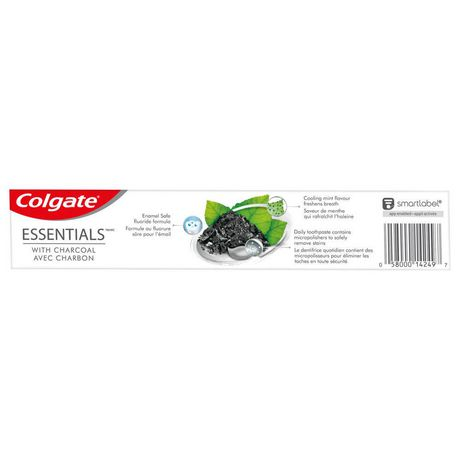 Colgate Essentials Toothpaste with Charcoal - image 3 of 4