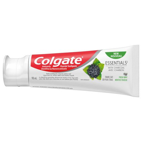 Colgate Essentials Toothpaste with Charcoal - image 2 of 4