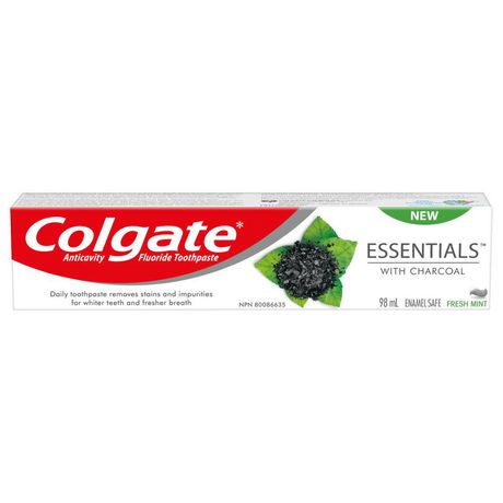 Colgate Essentials Toothpaste with Charcoal - image 1 of 4