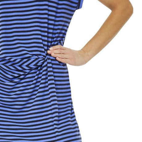 George Women's Ribbed Knotted Dress - image 4 of 6