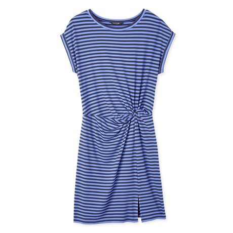 George Women's Ribbed Knotted Dress - image 6 of 6