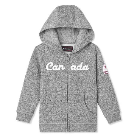 Canadiana Toddler Boys' Hoodie - image 1 of 2