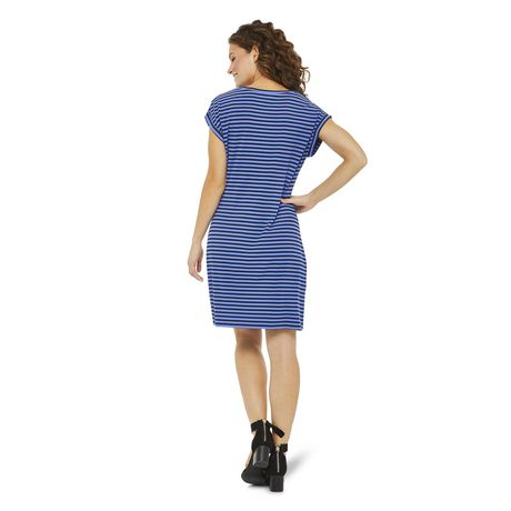 George Women's Ribbed Knotted Dress - image 3 of 6