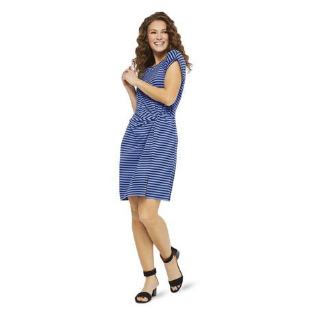 George Women's Ribbed Knotted Dress - image 5 of 6