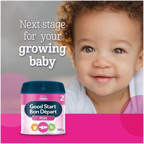 NESTLÉ GOOD START PLUS 2 Baby Formula, Powder - image 4 of 6