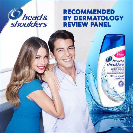 Head & Shoulders Classic Clean Anti-Dandruff Shampoo - image 4 of 6
