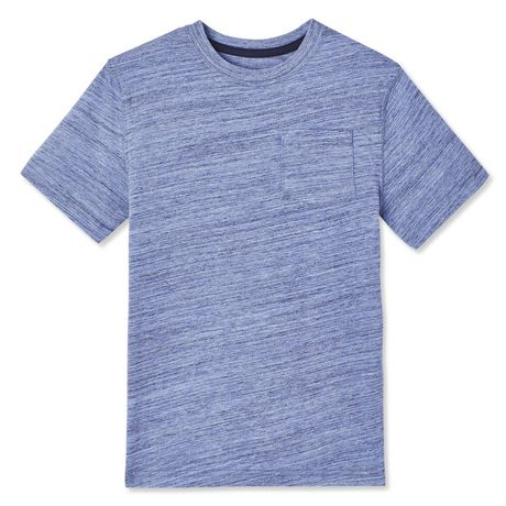 George Boys' Marble Space Dyed T-Shirt - image 1 of 2