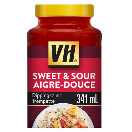 Vh Sweet Sour Dipping Sauce Walmart Canada