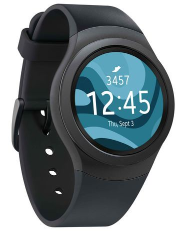 montre intelligente smartwatch gear s2 de samsung walmart canada. Black Bedroom Furniture Sets. Home Design Ideas
