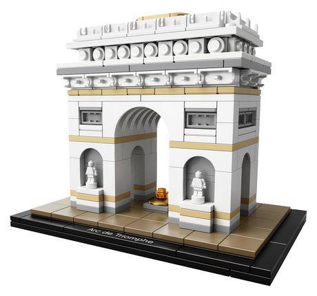 LEGO Architecture - Arc De Triomphe (21036) - image 2 of 2