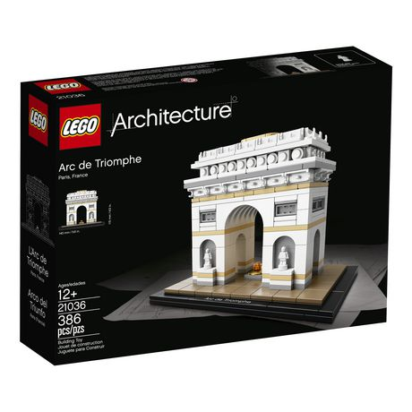 LEGO Architecture - Arc De Triomphe (21036) - image 1 of 2