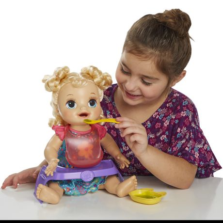 Baby Alive Happy Hungry Baby - image 5 of 8