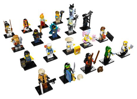 Lego Figurine Ninjago au choix