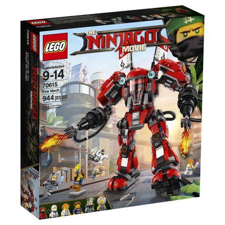 LEGO Ninjago - Le robot de feu (70615) - image 2 de 6