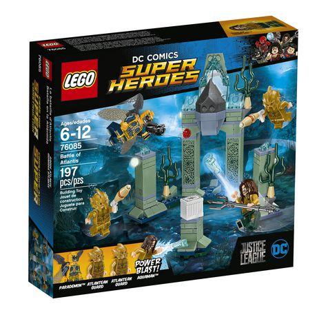 LEGO Super Heroes - Battle of Atlantis (76085) - image 1 of 2