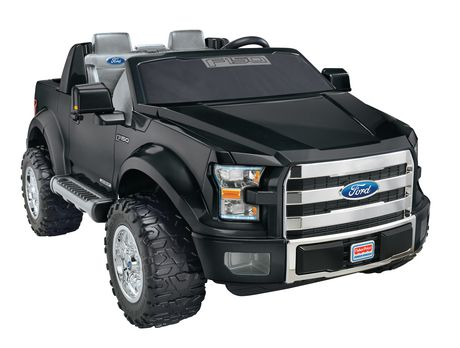 fa51eec781f82 Power Wheels Ford F-150 Ride-On - image 1 of 9 ...