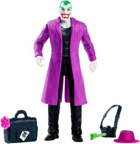 DC Batman Missions – Figurine articulée – Le Joker - image 1 de 2