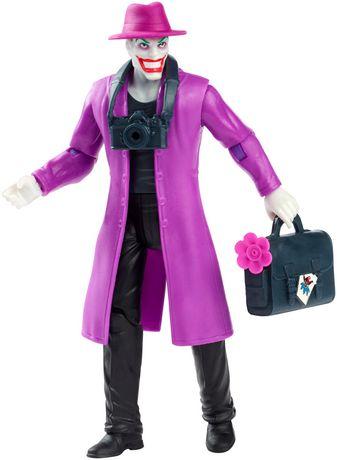 DC Batman Missions – Figurine articulée – Le Joker - image 2 de 2