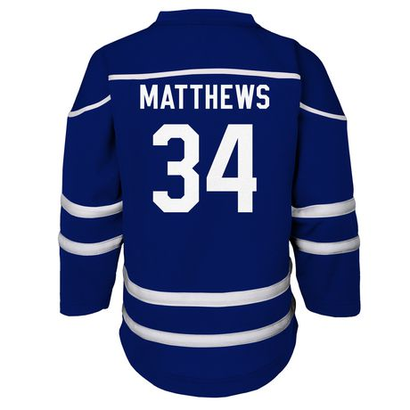 NHL Toronto Maple Leafs Youth Player Jersey - image 2 of 2