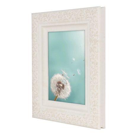 Hometrends White Decorative Photo Frame Walmart Canada