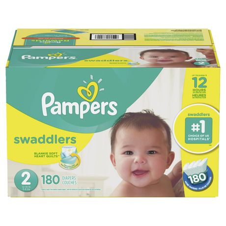 Pampers Swaddlers Diapers - Econo Plus Pack - image 5 of 7