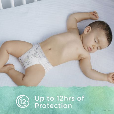 Pampers Pure Protection Diapers - Mega Pack - image 5 of 6