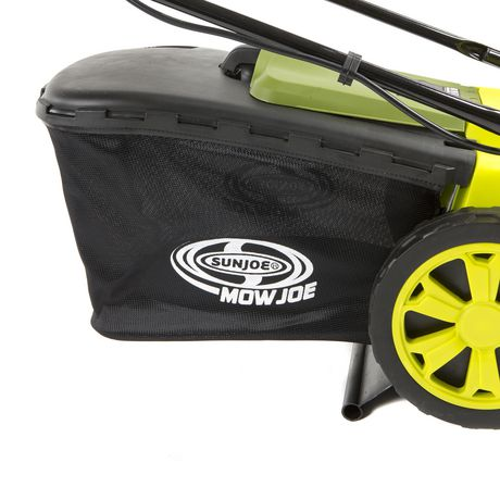 Sun Joe MJ403E Electric Lawn Mower + Mulcher   17 inch   13 Amp   7-position - image 3 of 9