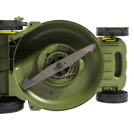Sun Joe MJ403E Electric Lawn Mower + Mulcher   17 inch   13 Amp   7-position - image 5 of 9