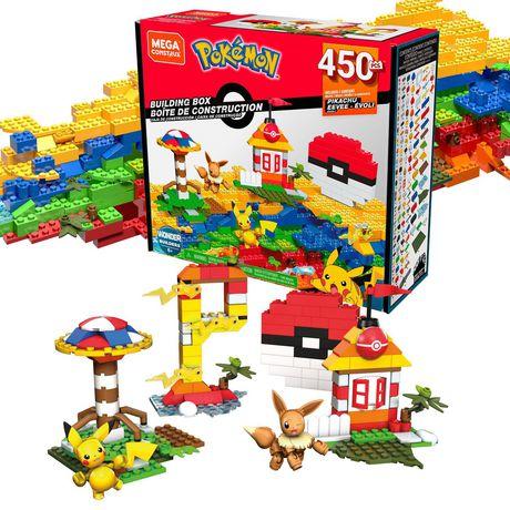 Mega Construx Pokémon Building Box Construction Set - image 1 of 6