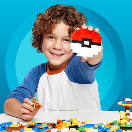 Mega Construx Pokémon Building Box Construction Set - image 2 of 6