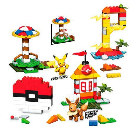 Mega Construx Pokémon Building Box Construction Set - image 6 of 6