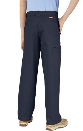 Genuine Dickies Boy's Classic Fit Double Knee Twill Pant - image 2 of 2