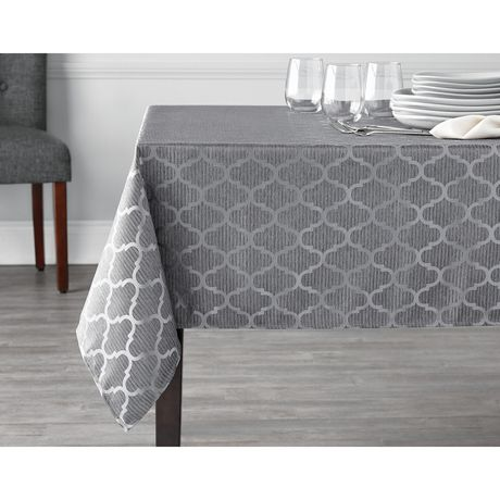 Tremendous Hometrends Geo Tablecloth Download Free Architecture Designs Xaembritishbridgeorg