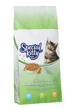 Special Kitty Cat Food Canada