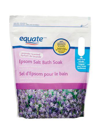 Sel d'Epsom pour le bain d'Equate à la lavande - image 1 de 1