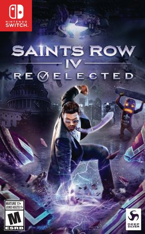 Saints Row IV Re-Elected - Best Game For When The Kids Have Gone To Bed