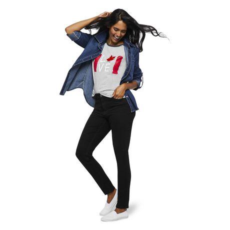Love Ellen DeGeneres Chemise en jean pour femmes - image 5 de 6