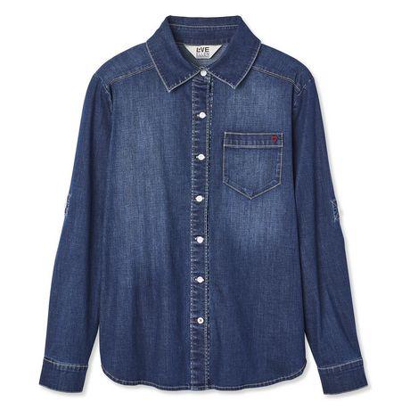 Love Ellen DeGeneres Chemise en jean pour femmes - image 6 de 6