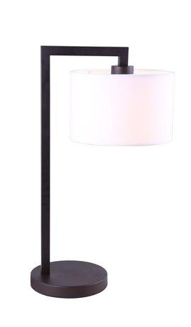 Canarm Ridge 1 Light Table Lamp - image 1 of 1