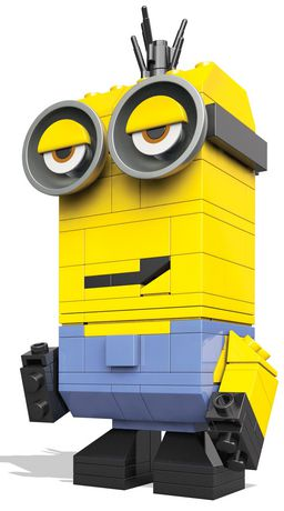 Mega Construx Kubros Minion Buildable Figure - image 1 of 8 ...