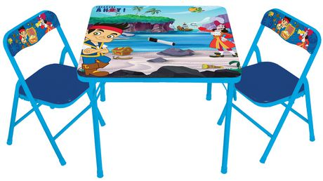 Marvelous Disney Jake And The Neverland Pirates Erasable Table And Chair Set Download Free Architecture Designs Scobabritishbridgeorg