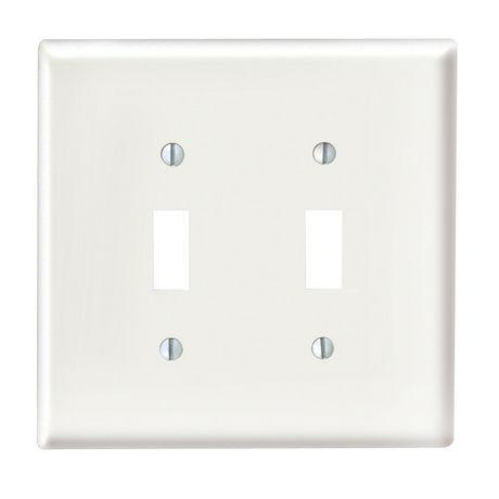 plaque murale simple pour prise double blanc walmart canada. Black Bedroom Furniture Sets. Home Design Ideas