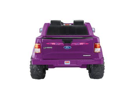 power wheels ford f 150 purple camo walmart canada. Black Bedroom Furniture Sets. Home Design Ideas