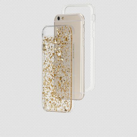 Case-Mate Karat Case for iPhone 6 - Gold Leaf | Walmart Canada