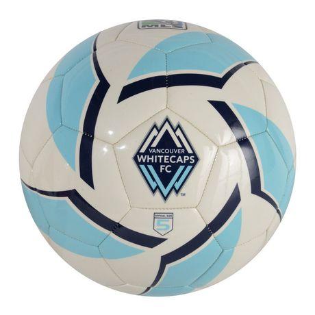 MLS Ballon de soccer de Vancouver Whitecaps de taille 5 - image 1 de 1