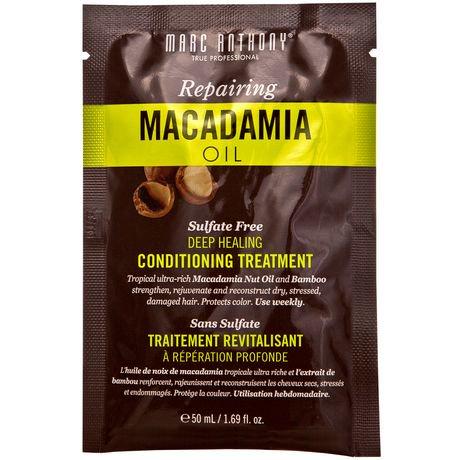 traitement de gu rison profonde avec l 39 huile de noix de macadamia pour les cheveux walmart canada. Black Bedroom Furniture Sets. Home Design Ideas